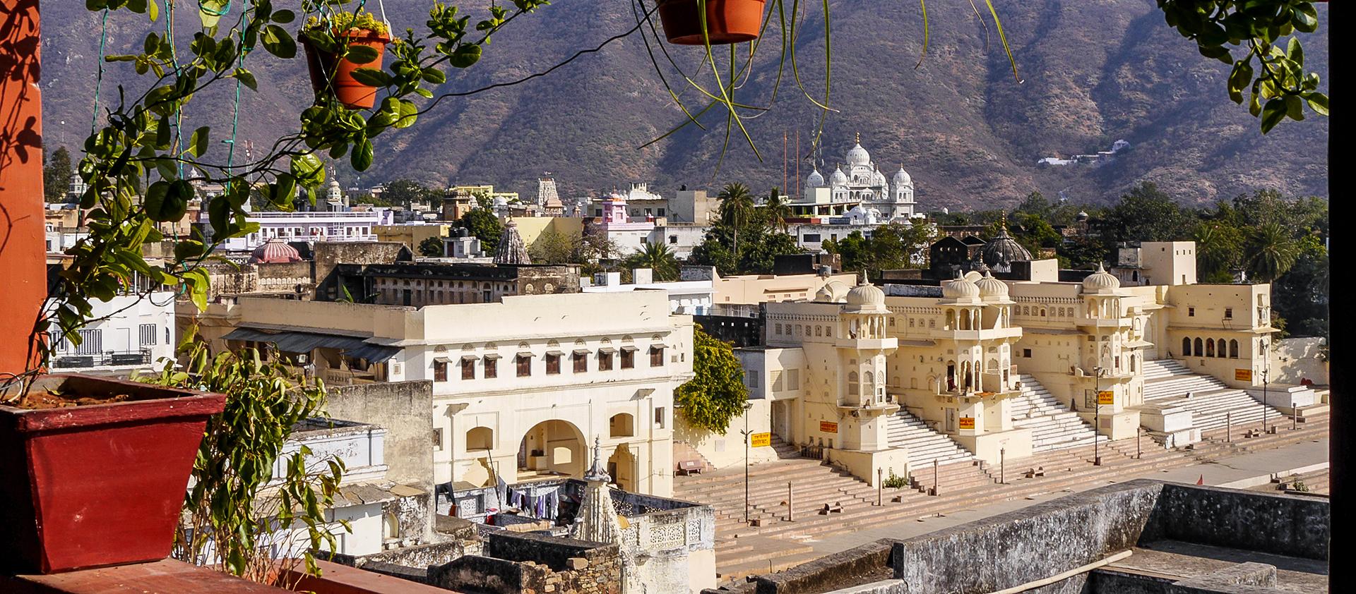 Reisen wie die Maharadschas in Rajasthan
