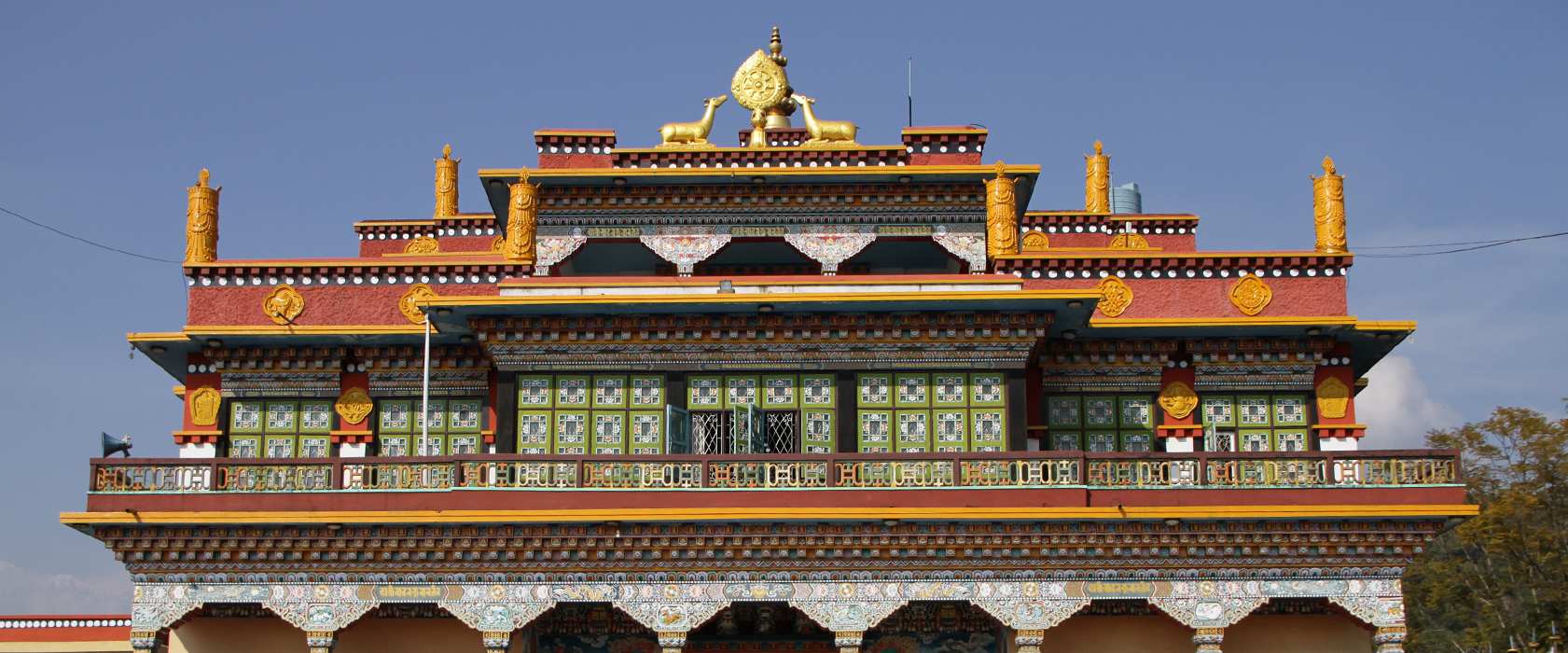 Die Klöster des Kathmandu-Tals