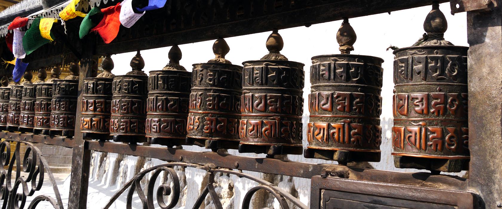 Zu Fuss durch das Kathmandu-Tal